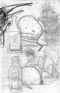 Sketches  Boy and CrowUntitled-3bDrew Tucker Illustration