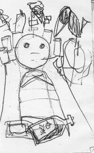 Sketches  Boy and CrowUntitled-8Drew Tucker Illustration