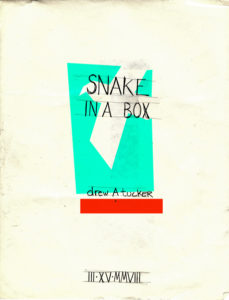 01 snake in a box drew tucker illustration